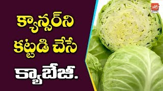 Does Cabbage Fight Cancer | What Are The Benefits Of Eating Cabbage | Health tips | YOYO TV Health