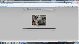 How to use Free Photo Hosting Service - Unlimited Photos