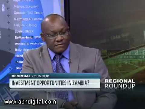 Zambia's Economic Outlook with Chisha Folotiya