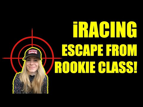 IRacing - Escape From Rookie Class Ep.2 Oval Racing Events