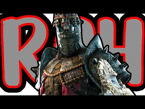 THE CONQ IS BACK | For Honor Season 5 Conq Rework