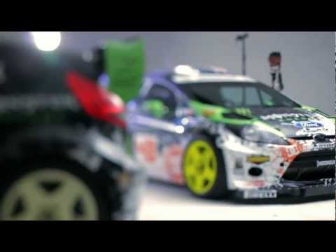 KEN BLOCK'S 2012 SCHEDULE AND LIVERY LAUNCH (PART 2: CAR PORN)