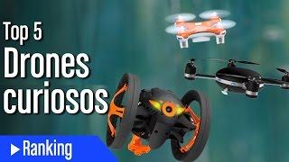 Top 5 drones y robots más curiosos y espectaculares(, 2015-06-24T13:40:39.000Z)