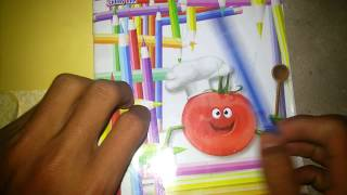 How to draw angry brid paper