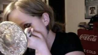 how to do the Black veil brides knives and pens makeup..wmv