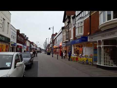 Felixstowe, England