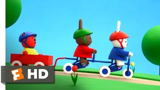 Miffy the Movie (2014) - Grunty Saves the Day Scene (4/10)   Movieclips