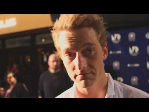 Alexander Fehling red carpet interview at the 2011 Miami International Film Festival