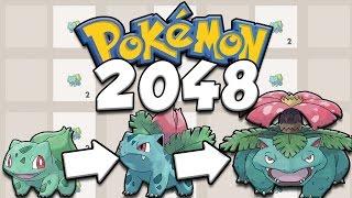 POKÉMON 2048 - MINIGAME FÜR ZWISCHENDURCH!