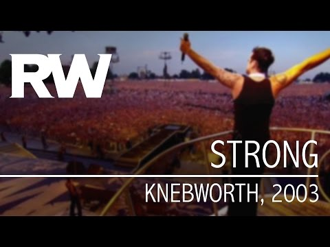 Robbie Williams   Strong   Live At Knebworth 2003