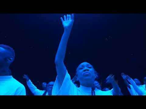 Follow God [ LIVE ] | Stretch My Hands - Extended Version | Kanye West Sunday Service | HD Video