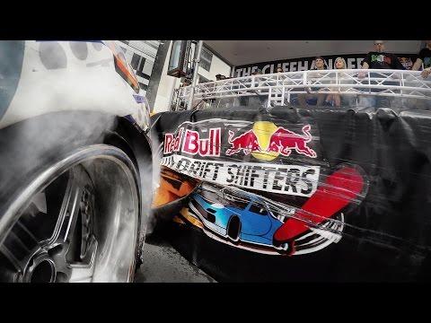 GoPro: Red Bull - Drift Shifters 2014 in 4K