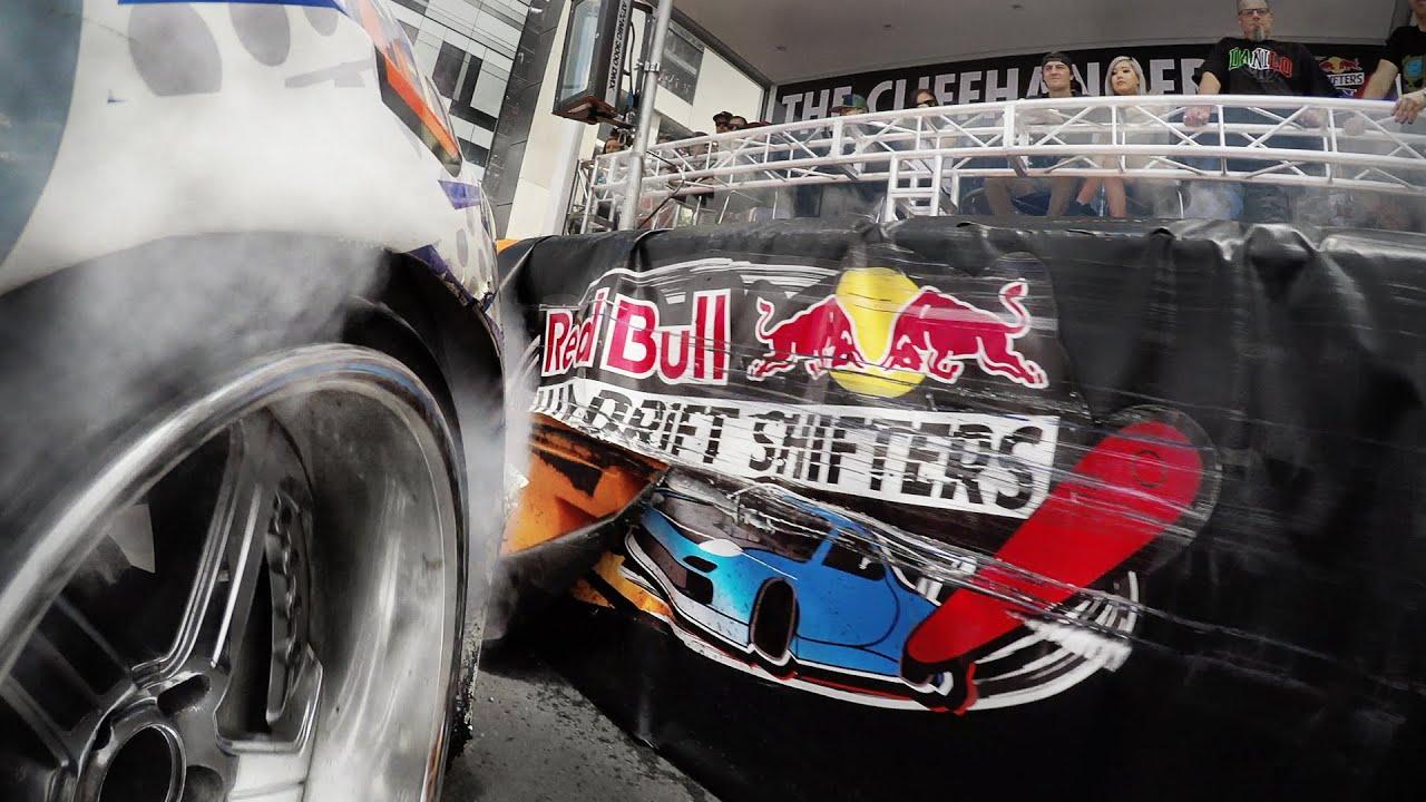 GoPro Red Bull  Drift Shifters 2014 in 4K  YouTube