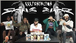 XXXTENTACION - SKINS FULL ALBUM REACTION/REVIEW