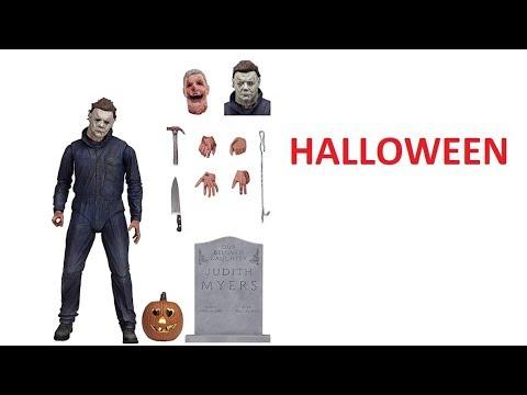 Фигурка Майкла Майерса (Хэллоуин 2018) /  HALLOWEEN Ultimate Michael Myers