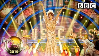 Craig Revel Horwood and Strictly Pros! - Week 11 Musicals | BBC Strictly 2019