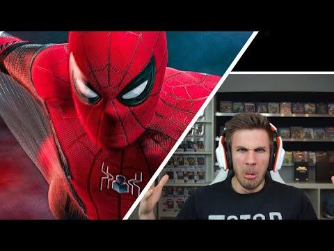 Jake Gyllenhaal???? SPIDER-MAN: Far From Home Trailer German Deutsch - REACTION