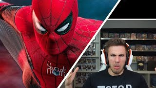 Jake Gyllenhaal???? SPIDER-MAN: Far From Home Trailer German Deutsch - REACTION