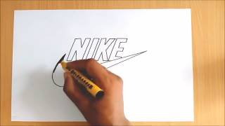 Artists Drawing Famous Logos 2017