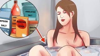 Just Add This To Your Bath Water And What Happens Next Will Surprise You