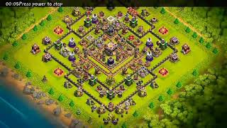 TH11 Trophy Base