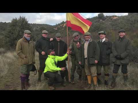 Butler del Prado - Spanish Partridge Shooting 2017