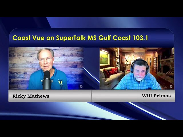 In this Coast Vue Replay, we look back at our conversation with Will Primos.