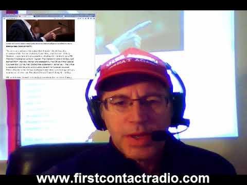 First Contact Radio 10/17/17 Veritas, Russia, Las Vegas, JFK