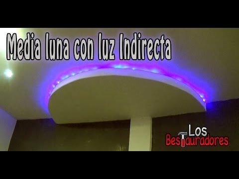 Download video como hacer media luna de tablaroca con luz - Luz indirecta ...