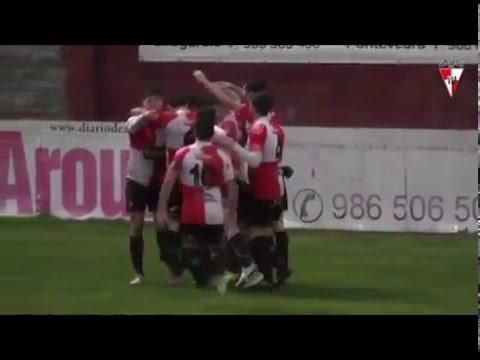 El golazo del Arosa al Deportivo B