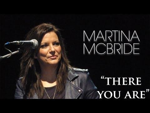 Martina McBride - There You Are (Live at indigo2)