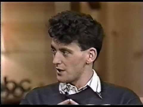 Post-Competition Interview with Brian Orser (CAN) - 1988 Calgary, Figure Skating