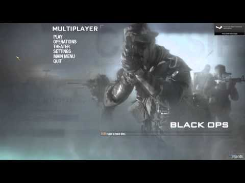 HQ 1080pCall of Duty Black Ops Multiplayer Menu Music + ***Download Link***