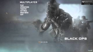 [HQ 1080p]Call of Duty Black Ops Multiplayer Menu Music + ***Download Link***