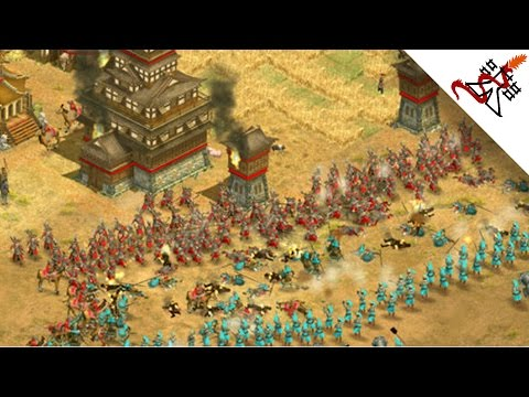 Rise Of Nations 8p Hard To Kill Youtube
