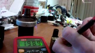 Измеряем сопротивление катушки зажигания(, 2014-11-14T21:17:34.000Z)