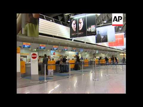 Airline and union officials on suspension of strike
