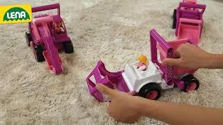 Lena Princess PINK Toy Vehicles
