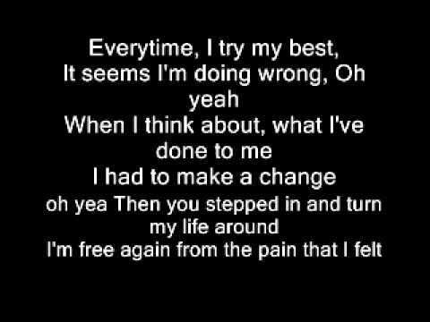 Charlie Wilson cry no more lyrics