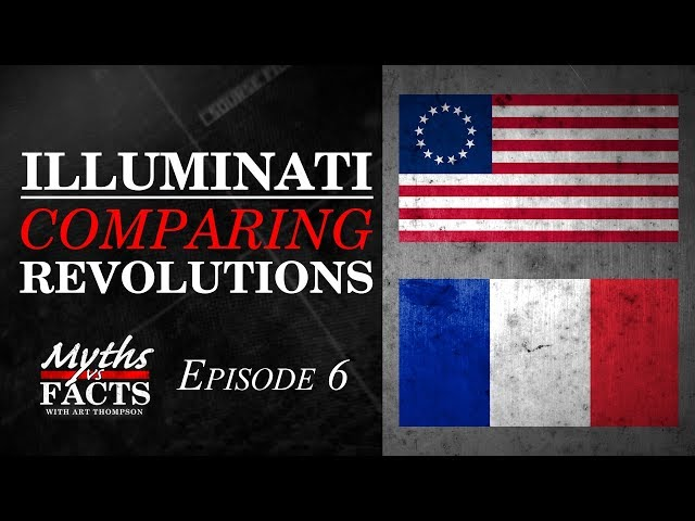 Illuminati | French VS American Revolution