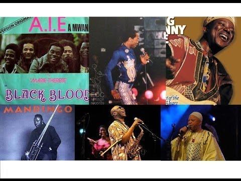 African jazz-funk