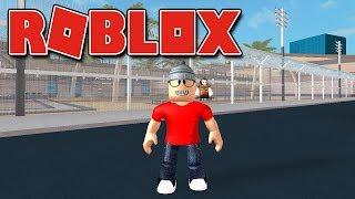 Roblox - A NOVA PRISÃO EM UMA ILHA ( Prison Island )