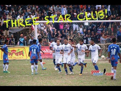 RUSLAN THREE STAR CLUB VS NEPAL APF 2-0 - MATCH HIGHLIGHTS !!