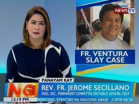 BT: Panayam kay Rev. Fr. Jerome Secillano, Exec. Sec., Permanent Committee on Public Affairs, CBCP