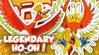 LEGENDARY HO-OH SPAWN!! / Pokemon Fighters EX / Roblox