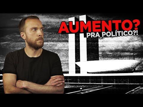 Abaixo Assinado CONTRA o Aumento de Salário para Políticos - por Vinicius Poit