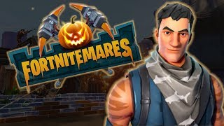 GET THE QUEST YOU NEED - Fortnitemares Event Quests with Legendary Soldier Hero - Fortnite Halloween