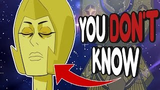 The Truth About Yellow Diamond! Steven Universe Theory/Discussion