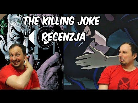Batman: The Killing Joke - czyli dwa kompletnie różne filmy (recenzja)