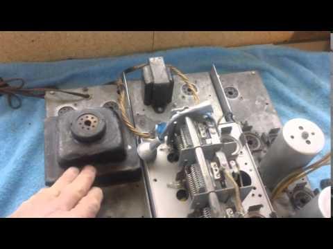 Philco model 37-2670 repair and restoration (Part 22 of 34).